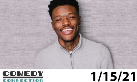 Upcoming Comedian: DC Young Fly