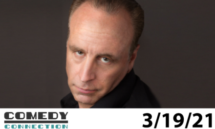 Upcoming Comedian: Vic DiBitetto
